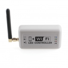 Wireless Wireless Smart Dimmer Light Controller for iOS / Android Phone - White