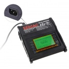 T690AC 90W Touch Charger Dual Power Discharger / Balancer / Digital Power - Black (EU Plug)