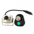Mini Digital CCD Camera w/ 6-IR LED / 2.4GHz Receiver (NTSC)