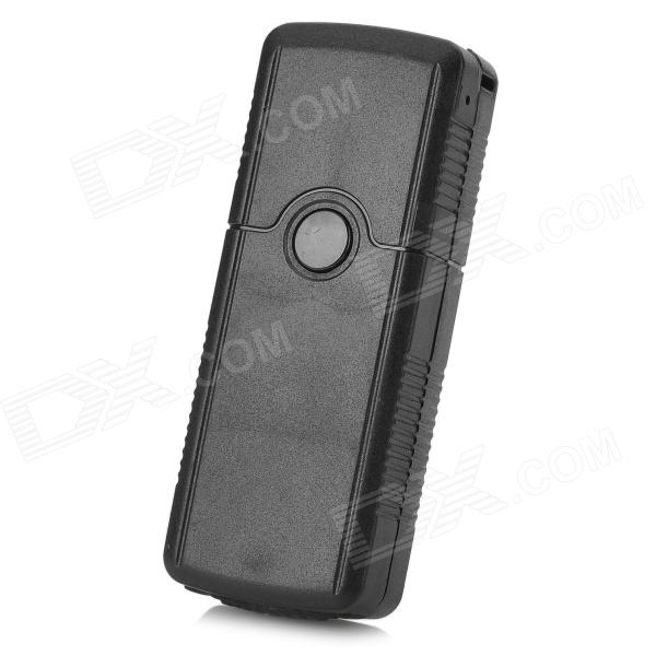 007 Mini U Disk Shape GSM / GPS Personal Position Tracker - Black (AC 100~240V / EU plug) 007 mini u disk shape gsm gps personal position tracker black ac 100 240v eu plug