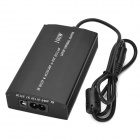 100W Universal AC / DC Car-und Home Laptop Adapter - Schwarz (AC 100 ~ 240V / DC 9 ~ 15V)