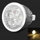 WindFire MR16 GU5.3 5W 300lm 3500K Warm White Light Spotlight (12V)