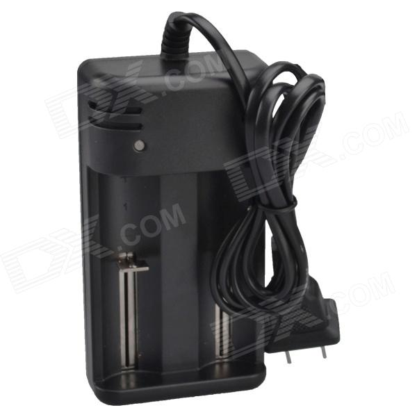 все цены на  SingFire US-DC5 Universal Double Groove Intelligent Rapid AC Power Charger Adapter - Black (US Plug)  онлайн