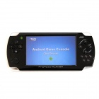 "JXD S602 4.3 ""Android 4.0 Smart-Game Console w / 512MB RAM, 4GB ROM, Kamera - Schwarz"