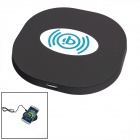 Universal Qi Standard Mobile Wireless Charger - Black