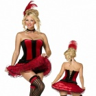 Dancing Girl All Saints Halloween Costume for COSPLAY Game Animation Clothing