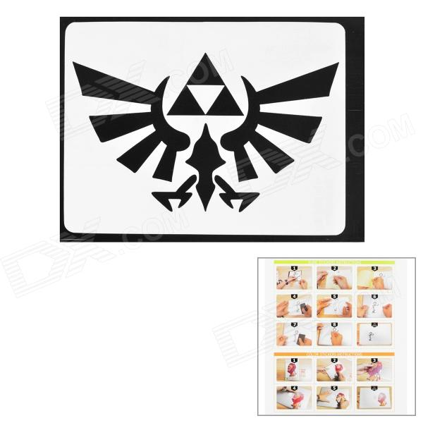 Creative Royal Seal Decoration Sticker for Macbook 11