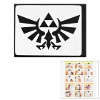 "Creative Royal Seal Decoration Sticker for Macbook 11"" / 13"" / 15"" / 17"" - Black"