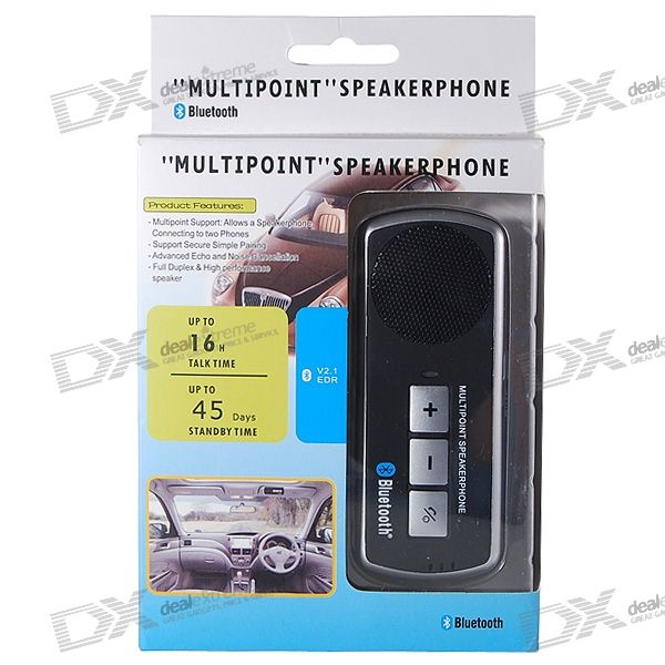 Bluetooth Multipoint Speakerphone
