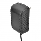 Universal Power Adapter w/ Anti-interference Circular for Tab - Black (110~240V / DC 2.5 x 0.7mm)