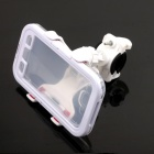 360 Rotate Bike Bicycle Holder Water Resistant Cellphone Case w/ Holder for Samsung S3 / i9300