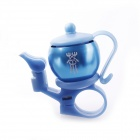 S25-410 Teapot Style Bicycle Aluminum Alloy Bell - Blue