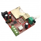 20W Hi-fi MP3 Decoder Board w/ Remote Amplifier Board