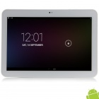 "PIPO M9 Pro 10.1 ""IPS Android 4.2.2 3G Quad-Core Tablet PC w / 2GB RAM, 32GB ROM, GPS, HDMI - Weiß"
