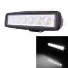 60 Degree Flood 18W 1300lm 6000K LEDs Working Light / Daytime Running Light / Off-Road Lamp