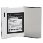 2800mAh Battery + Battery Charger for Samsung Galaxy S4 - White +Black