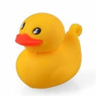 Cute Cartoon Duck Style USB 2.0 Flash Drive Disk - Yellow (4GB)