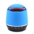 Tragbare Ultra-Silent-Stereo Hallo-Fi Mini Bluetooth v3.0 Lautsprecher - Blacke + Rot + Blau