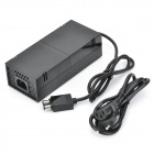 12V 1A EU Plug AC Power Adapter for Xbox One - Black (100~240V)