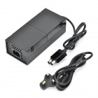 12V 1A UK Plug AC Power Adapter for Xbox One - Black (100~240V)