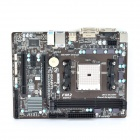 GIGABYTE GA-F2A85XM-DS2 AMD A10 / A8 / A6 / A4 / Athlon DDR3 64GB Motherboard - Deep Brown