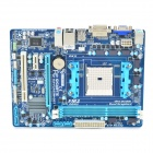 GIGABYTE GA-F2A55M-DS2 AMD A10 / A8 / A6 / A4 / Athlon DDR3 32GB Motherboard - Blue + Multicolor
