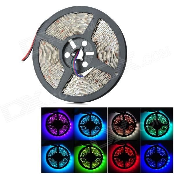 JRLED 60W 300-SMD 5050 LED RGB Bildekoration Light Strip w / Controller
