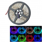 60W 3600lm 300-SMD 5050 LED RGB Car Decoration Soft Light Strip w/ Controller (12V / 5m)