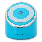 HB HB-8 QI Standard Wireless Charging Transmitter - Blue