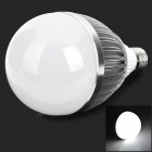 CF9536-15 E27 15W 1050lm 6000K 15-LED White Light Bulb - White + Silver (Rated Voltage)