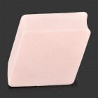 Diamond Shape Soft Sponge Face Powder Puff - Pink
