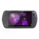 "JXD S7800B 7"" Capacitive Screen Quad Core Android 4.2 Smart Handheld Game Console - Black"