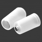 AAA-to-AA Type Battery Converter Cases (2PCS)