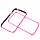 Zomgo Pull-out Protective Aluminum Alloy Bumper Frame for Samsung Galaxy Note 2 N7100 - Deep Pink