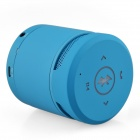 M2 A@B Audio-168T One with Two Wireless Connection Bluetooth V2.1 + EDR Speaker - Blue