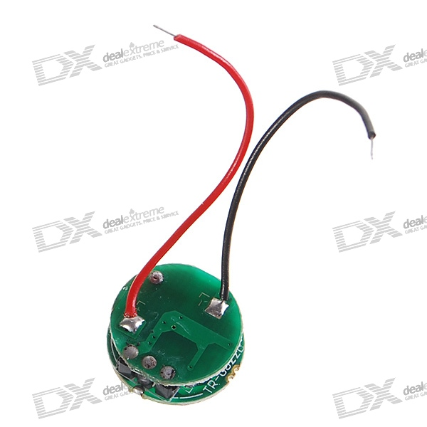 3V~8.4V 5W 3-Mode Circuit Board w/ Cree for Flashlights (16.7mm*5.6mm)