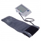 "DIAIER AC300 4.1"" LCD Display Automatic Electronic Arm Blood Pressure Monitor - Gray (4 x AA)"