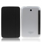 ENKAY ENK-7036 Protective Case Cover for Samsung Galaxy Tab 3 7.0 T210 / T211 / P3200 - Black