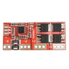 3 Series Lithium Battery Protection Board - Red (30A)