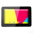"ICOO ICOU10GT(II) 10.1"" IPS Android 4.2 Quad Core Tablet PC w/ 1GB RAM, 16GB ROM - White + Brown"