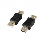 Ourspop HC65 USB 2.0 Male to Male Adaptor For HDTV/Apple tv/Google tv/PC-Black
