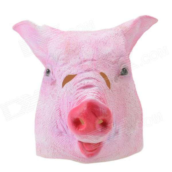Cute Pig Style Mask - Pink