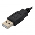 USB Charge Cable for Wii Battery - Black (120cm)