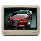 "Nanba NST-A901M 9"" Touch Screen Car Headrest DVD Player w/ SD / 2-CH AV - Khaki + Black"