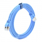 CAT-7 10Gbps RJ45 Male to Male Connection Networking Cable - Blue (2m)