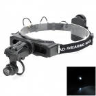 ZnDiy-BRY 9892D Headband LED Lighting Magnifier w/ 3-Lens - Black