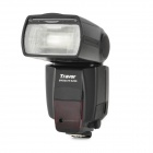 Travor SL-566 5W 5600K 800lm Flash Speedlite for Nikon / Canon / Pentax - Black