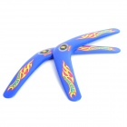 Sports V-Style Outdoor Flying Boomerang - Blue (2PCS)