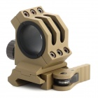 Quick Lock QD Scope Mount for 25mm / 30mm Gun - Earthy