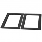 Car Audio Modification Frames for Buick - Black (2 PCS)